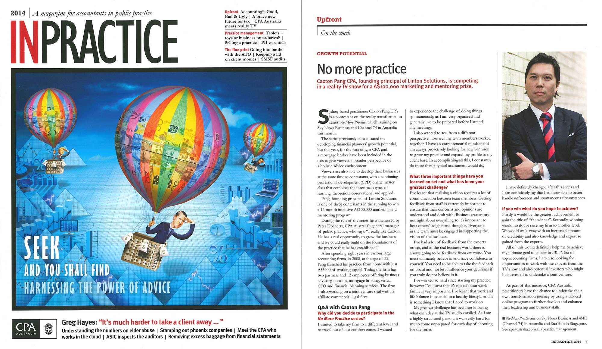 InPractice2014 Article